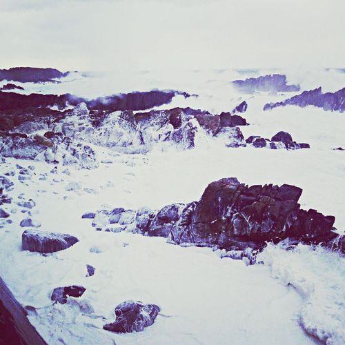 越前海岸 日本海 Winter Sea
