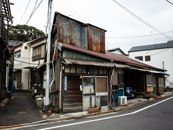 Architecture Building Exterior Built Structure Japan No People Old House Old Town Tokyo EyeEmNewHere