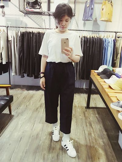 Outfit Widecut Girlinmenswear Tressets誰說商行