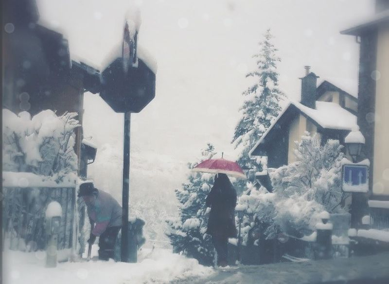 Snow, snow, snow..... How's The Weather Today? Hanging Out Streetphotography