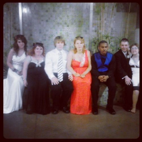 PromNight Friends Hope Group life