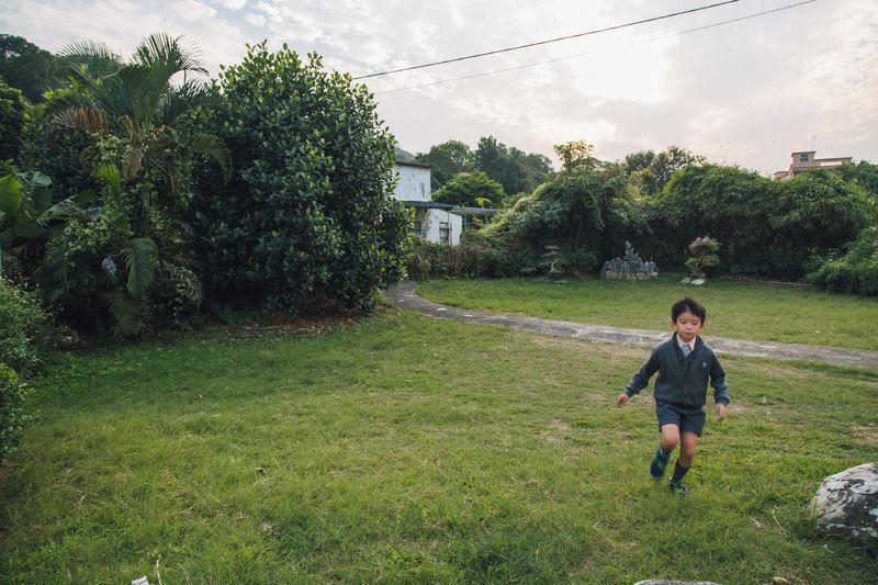 Run, little