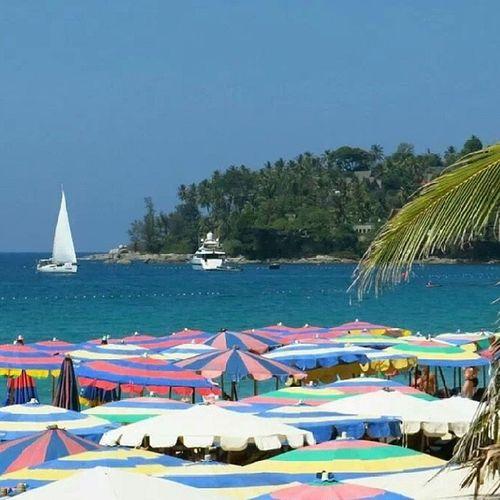 Thailand Holiday Surin Phuket beach sun relaxing bestoftheday travel travelphotography sea colors