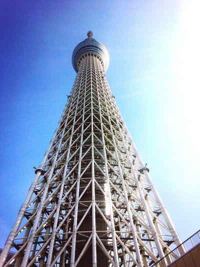 Tokyoskytree Sky Architecture