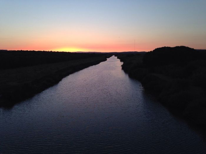First Eyeem Photo Sunset