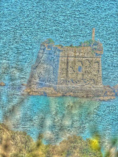 30 marzo 2014 il forte scuola della marina , visto dall'isola della Palmaria Isoladellapalmaria Liguria Loves_liguria
