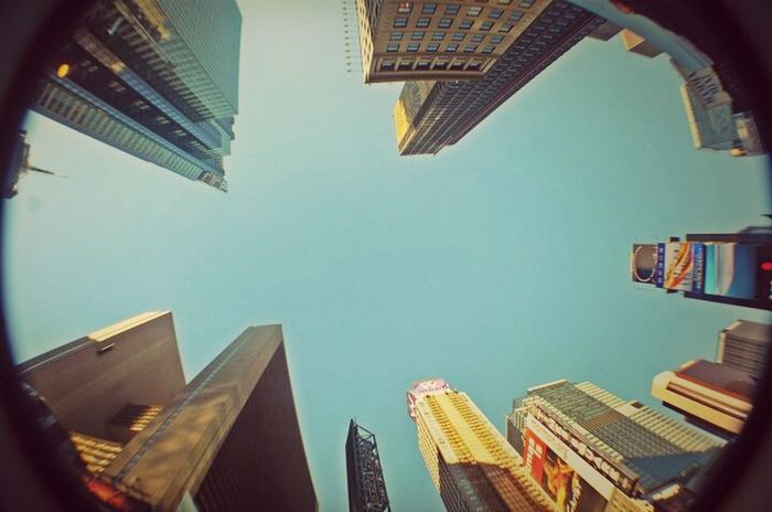 Urban New York Nikon