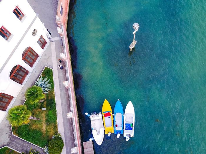 High Angle View Water Day Aerial View Real People Outdoors Full Length One Person People Architecture Nature Adult Flying Parking Boats⛵️ Boats Lagoon Of Venice Connected By Travel Lost In The Landscape Dronephotography Venice, Italy Lagoon Beauty In Nature Landscape Tranquility The Great Outdoors - 2018 EyeEm Awards