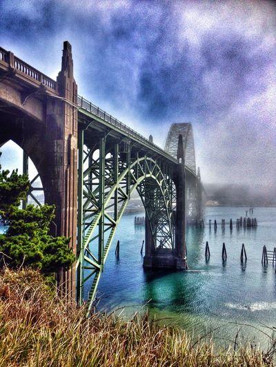 Bridge Fog Bay