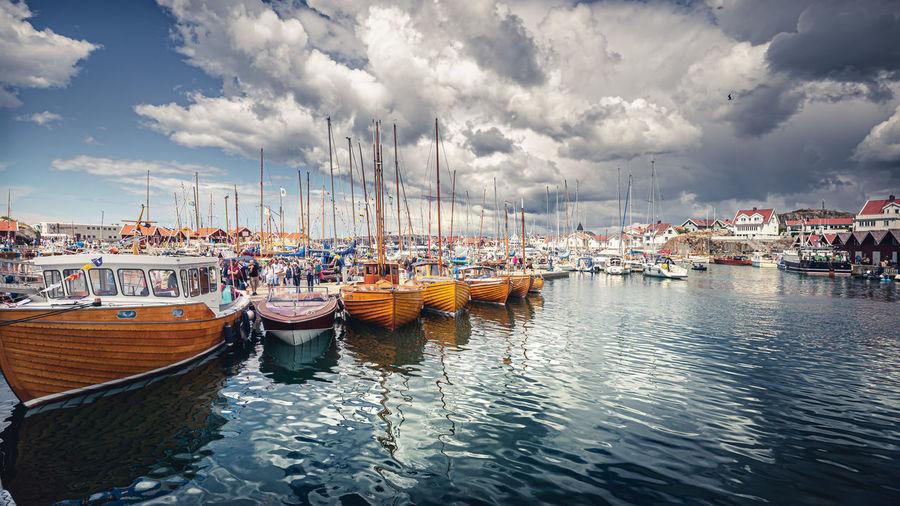 Träbåtsfestivale
