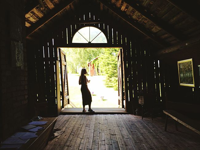 At a nearby wineyard. Wineyard Support Your Local Shadow Backlight Girl Attic Barn