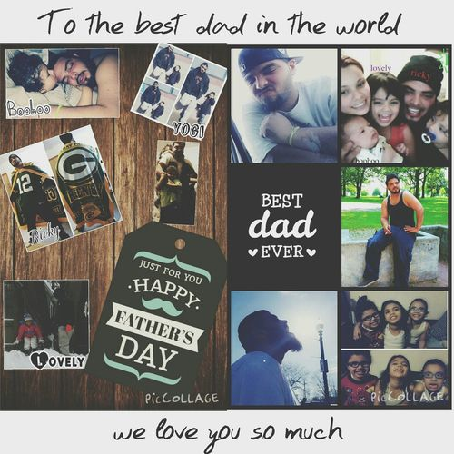 Happy Father's Day Happy Daddy's Day! Happy Dad's Day Happy Him Dad Dad Daddy Husband
