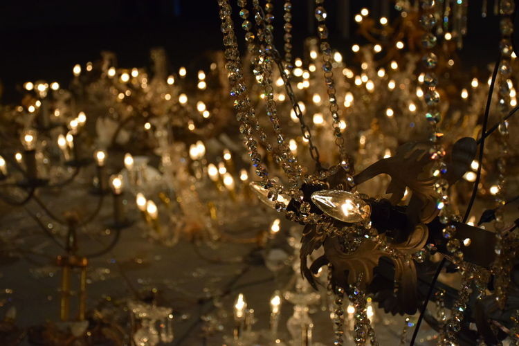 Jompet Kuswidananto : On Paradise Light Sheen Arts Culture And Entertainment Chandelier Exposition Indoors  Music And Lights