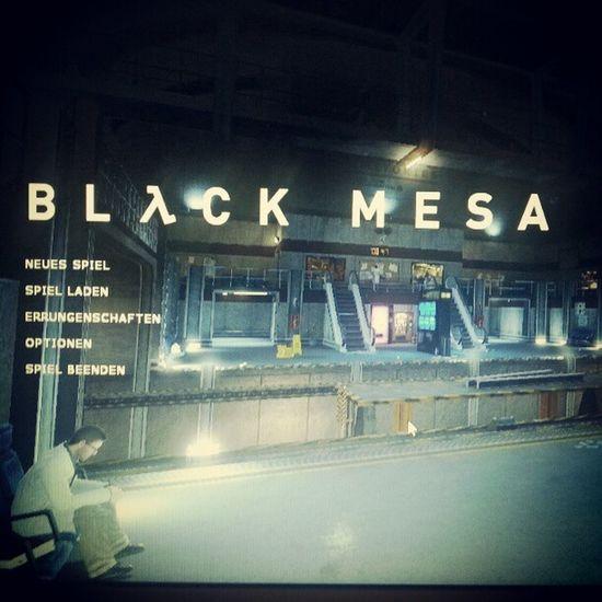 Jetzt. Bin gespannt. #blackmesa #halflife Halflife Blackmesa