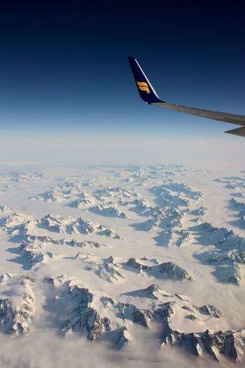 Adventure Aerial View Blue Cold Temperature Composition Copy Space Covering Greenland Iceland Journey Landscape Mountain Mountain Range Perspective Physical Geography Scenics Snow Snowcapped Snowcapped Mountain Top Perspective Tranquil Scene Weather Winter