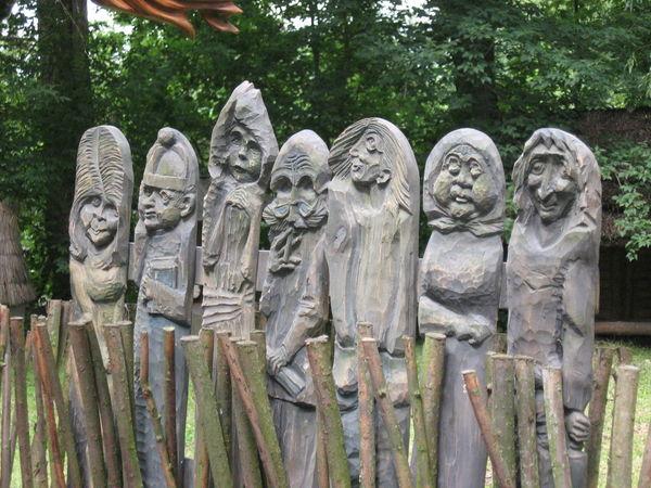 Poland Slavic Traveling Art