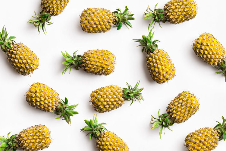 Pineapple on