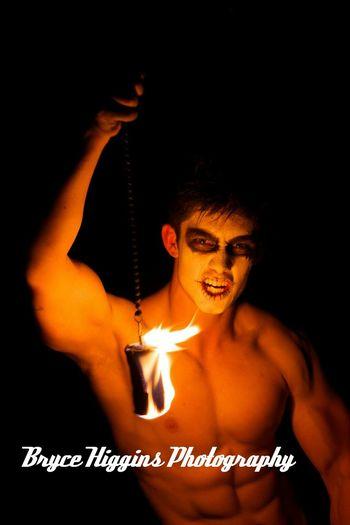 The Portraitist - 2015 EyeEm Awards Flames Fire Lowlight