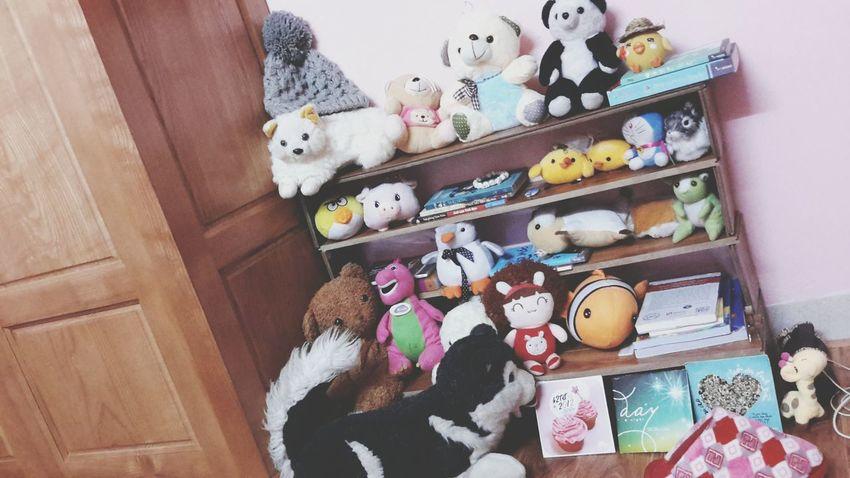 Cái động =))) At My House <3