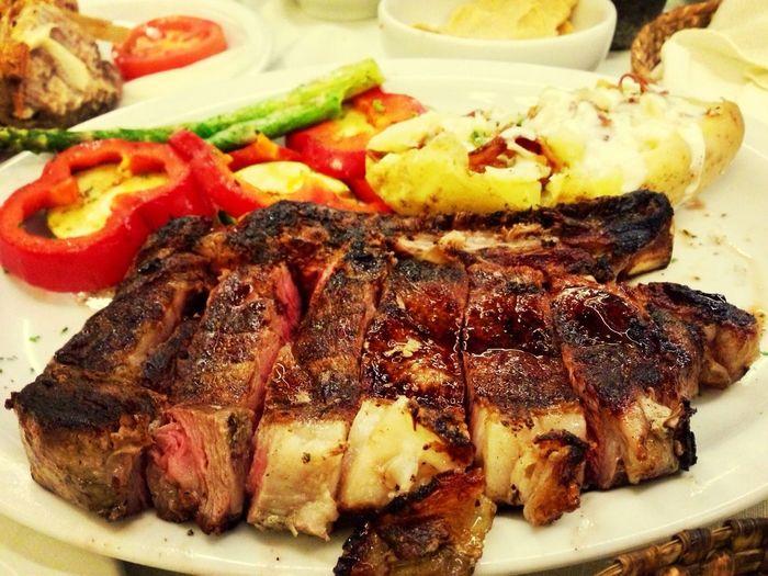 Steaks Meat
