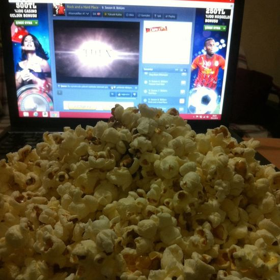 Supernaturall Popcorn Enjoy Life Hmm...