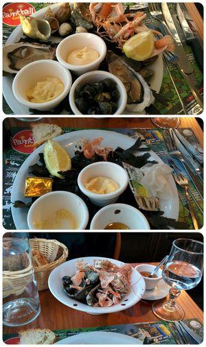Assiette de la Mer Bon Appetit