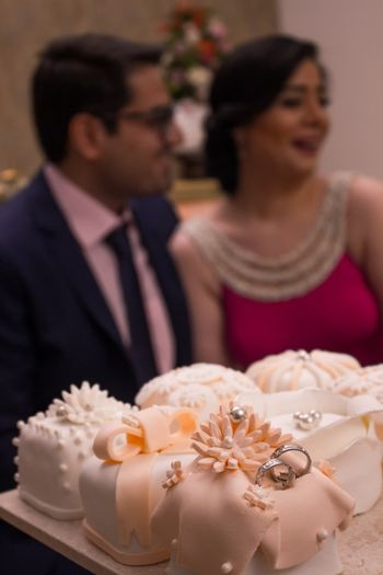 Engagement Night Love Couple Yammy  Tasty Cake Rings Ring Fun Happy Party Canon 700D Lovely 50mm 50mm1.4