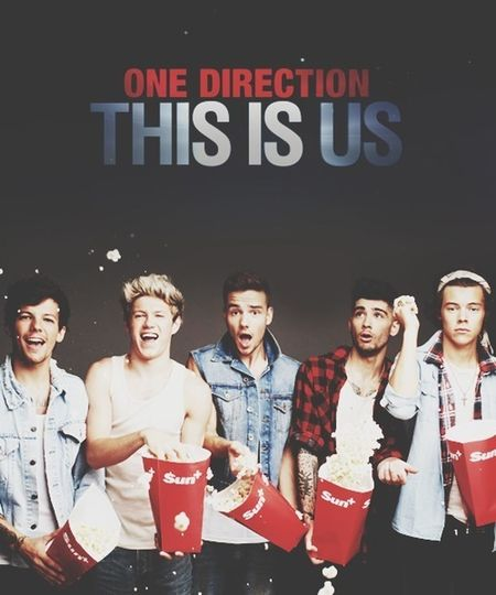 tomorrow omggg this is us my babies one One Direction This Is US Omg