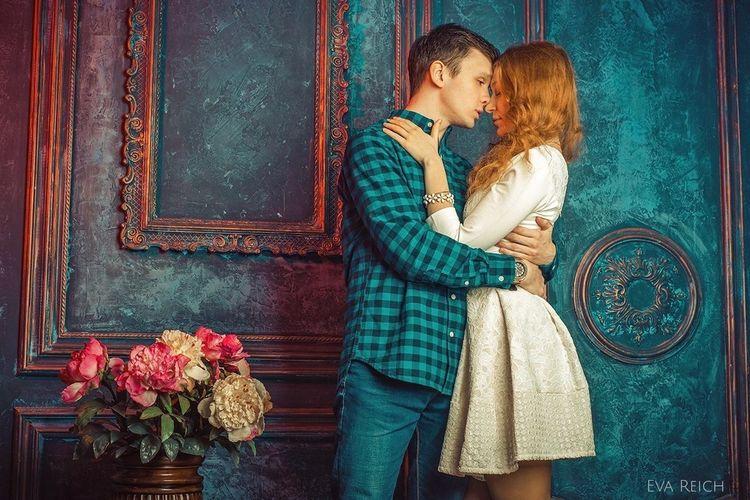 Love Love Story Love ♥ Color Portrait Eva Reich