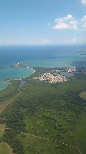 Arriving to Puerto Rico!!... Love My Island ❤ Love My Heritage Enjoying Life La Isla Bonita