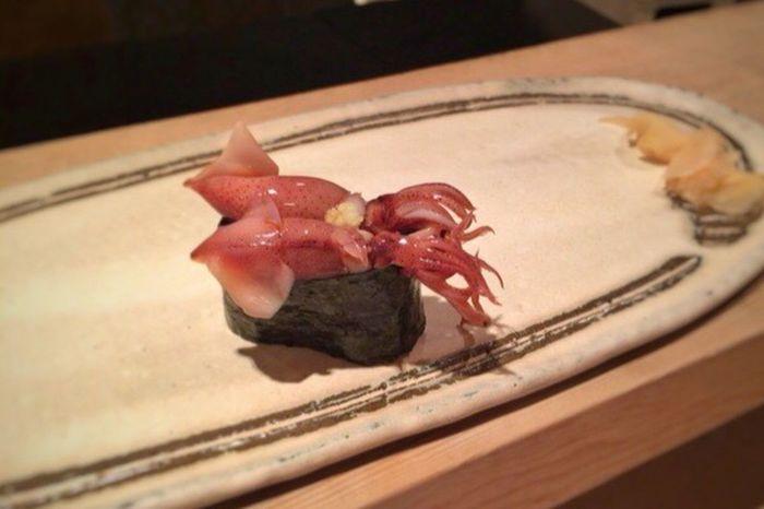 ホタルイカ 寿司 江戸前 江戸前寿司 春 Sushi Yummy Eating Drinking 旬 Sushi Time