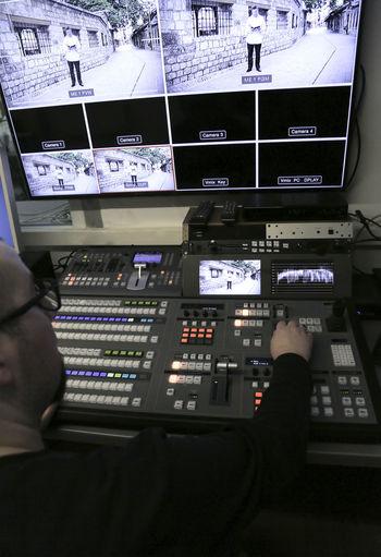 TV editor