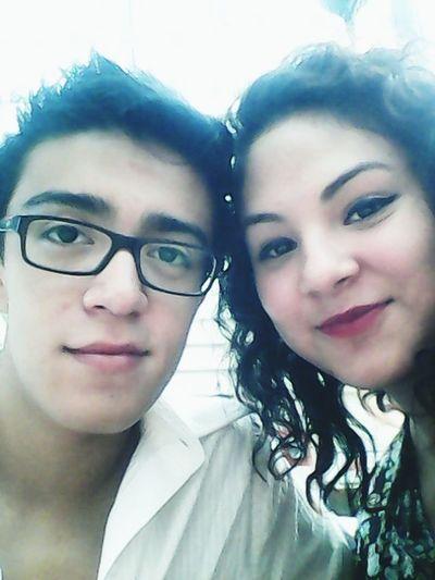 Somos guapos. Loamo ♥☺ First Eyeem Photo