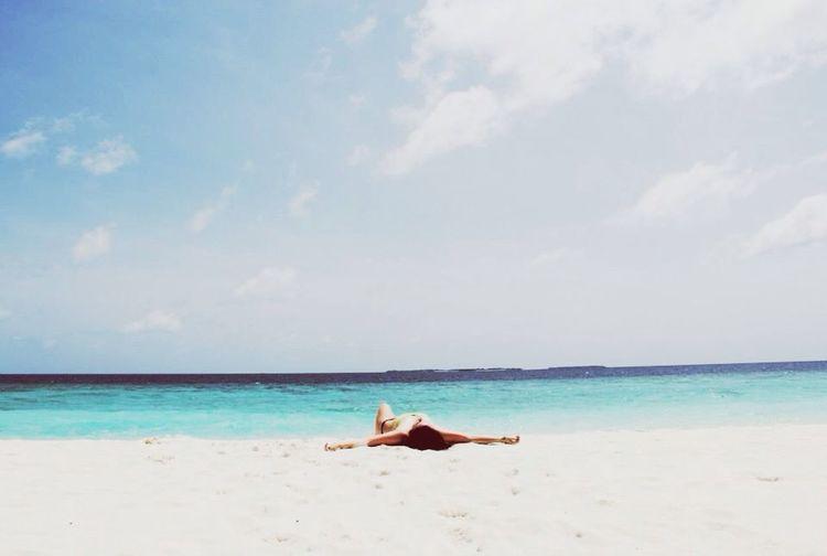 Heaven Holiday Summer Beach Love