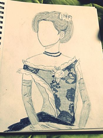 Also something I did..not finished yet..or maybe I am. Drawing Art Mine