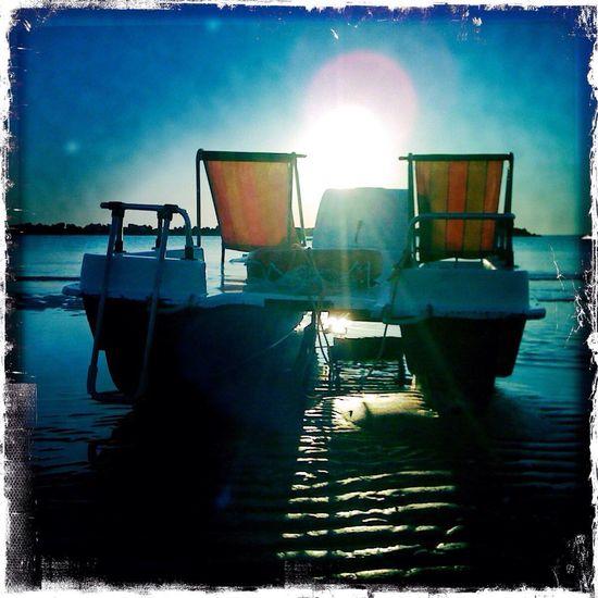 Boat Beach Sea Sand