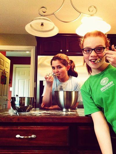 Making Cookies!!