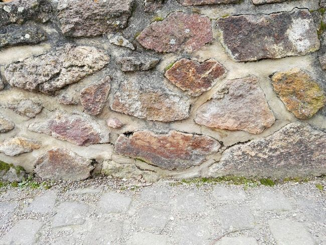 Backgrounds Close-up No People Textured  Outdoors Day Stone Stone Wall Built Structure Sunday Stone Material