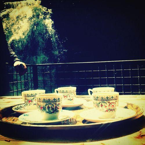 Türk Kahvesi Sevmeyen Adamla Olmaz :p Oylede Geleneklerine Bagliyimdir. Coffee