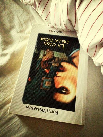 Edith Wharton Books Read Reading la casa della gioia - E. Wharton