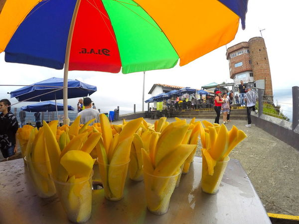 Mango Street Market Tropical Fruits Architecture Built Structure Choice City Close-up Day Food Food And Drink Fresh Mango Freshness Fruits To Go Incidental People Market Stall Multi Colored Nature Outdoors Parasol Protection Real People Security Umbrella Yellow