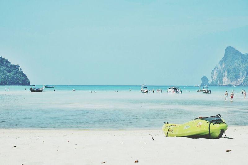 beach Phiphi KohPhiPhi, Thailand