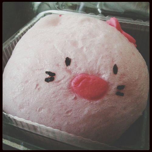 อู๊ดๆๆๆ นี่น่ารักจนกินไม่ลงอะ นี่พูดเลย 555 Salapao Pig
