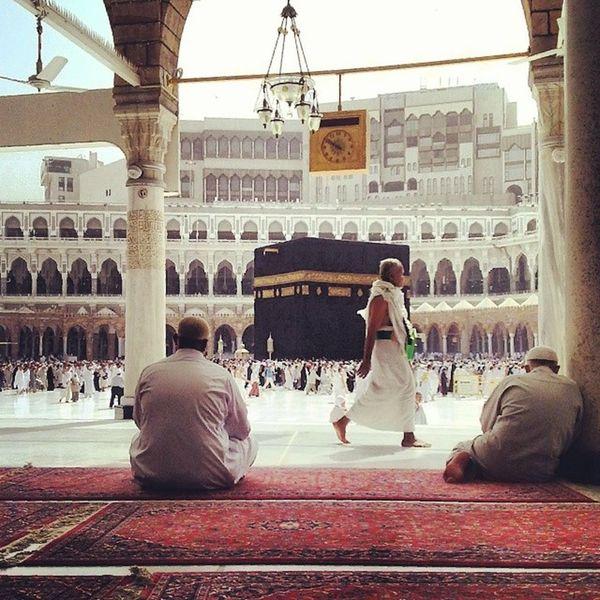 Travel الله أكبر Hello World Islam Mekka Mekkah Al Mukaramah Mekkah Masjid Kabba Islamic Architecture