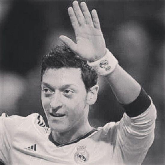 Bye Bye M1Ö, Good Luck, and thanks for great 3 years Özil Mesut Realmadrid Real Madrid Halamadrid Madridista Arsenal Gunners LaLiga Liga Football