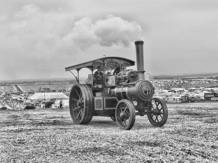 Black And White Great Day Out Great Dorset Steam Fair Steam Traction Engine Transportation Heavy Haulage Relaxing Taking Photos All The Fun Of The Fair