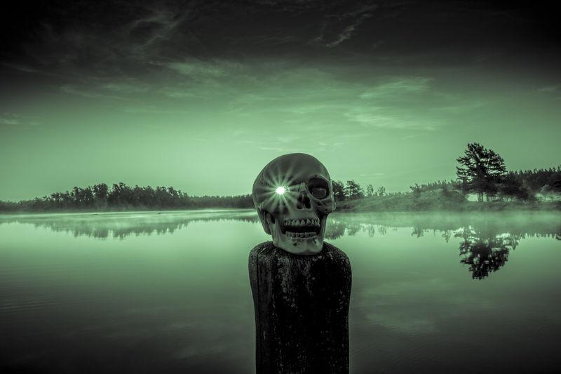 Skull Water