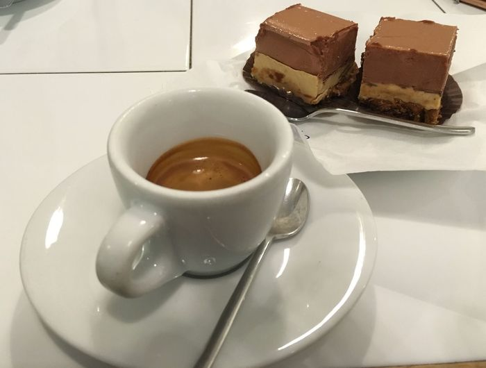 Caffè Relaxing Coffee Time Enjoying Life Coffee Break Coffee And Sweets Coffee ☕ Caffe Time Colazione Time  Colazioneitaliana Colazionecoccolosa Colazione