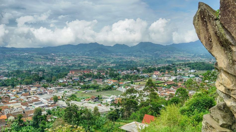 The city of Lembang, Bandung, seen from the top of Lembang fault scarp. Photo On Sale Photography By Jgawibowo Photography By @jgawibowo Photography By Arif Wibowo Lanscape Landscape_Collection INDONESIA Cityscape City View  Like Like4like Tree Flower Head Tea Crop Rural Scene Beauty Flower Agriculture Hill Field Mountain Peak Urban Scene Residential District