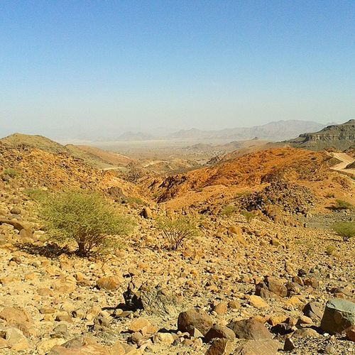 Landscape Muontain Beatifull Far